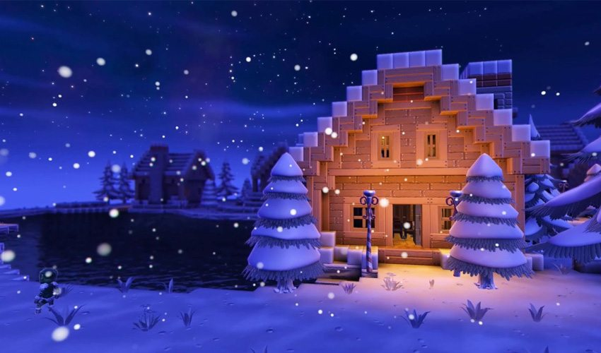 Portal Knights Festive Event