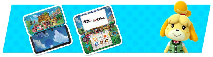 Animal Crossing 3ds cover plate