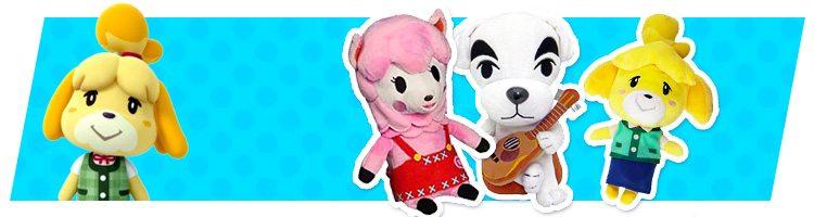 Animal Crossing Plush
