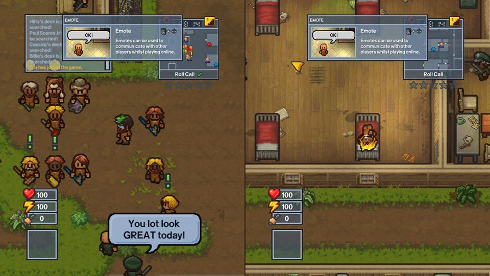 Escapists 2 Review Multiplayer