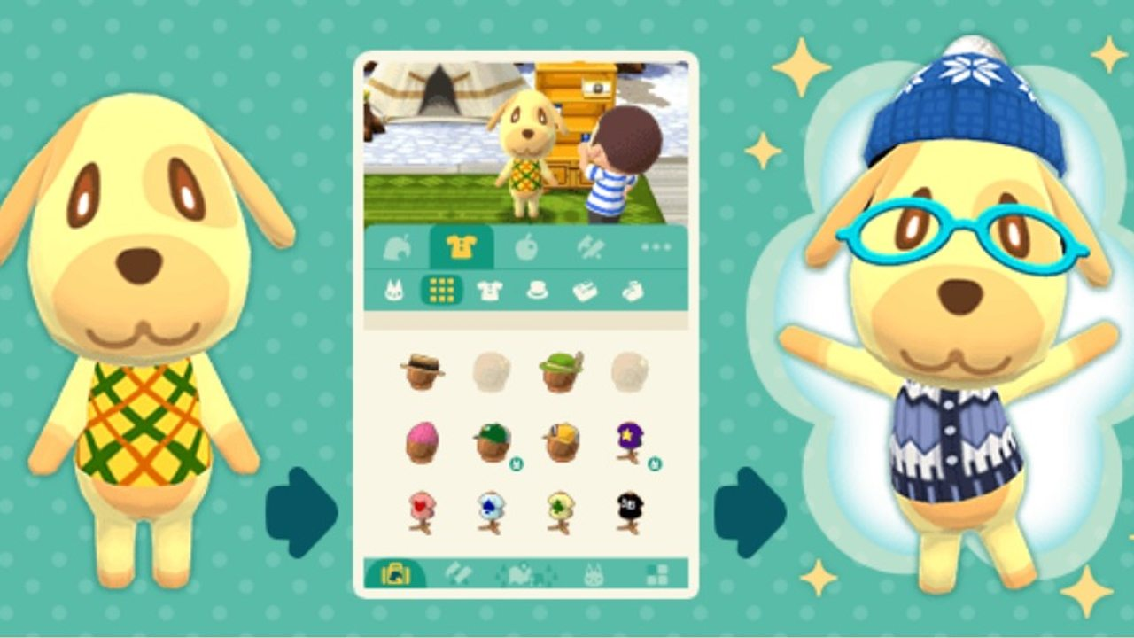 Animal Crossing Pocket Camp Update