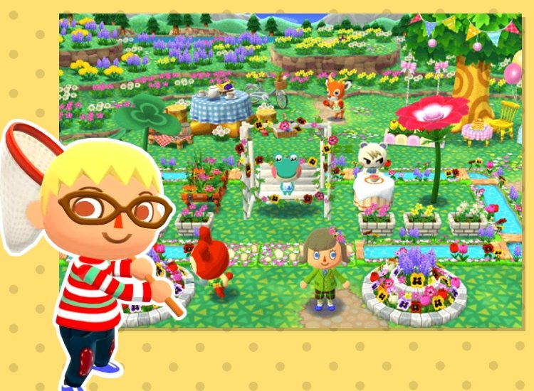 Pocket Camp Spring Event