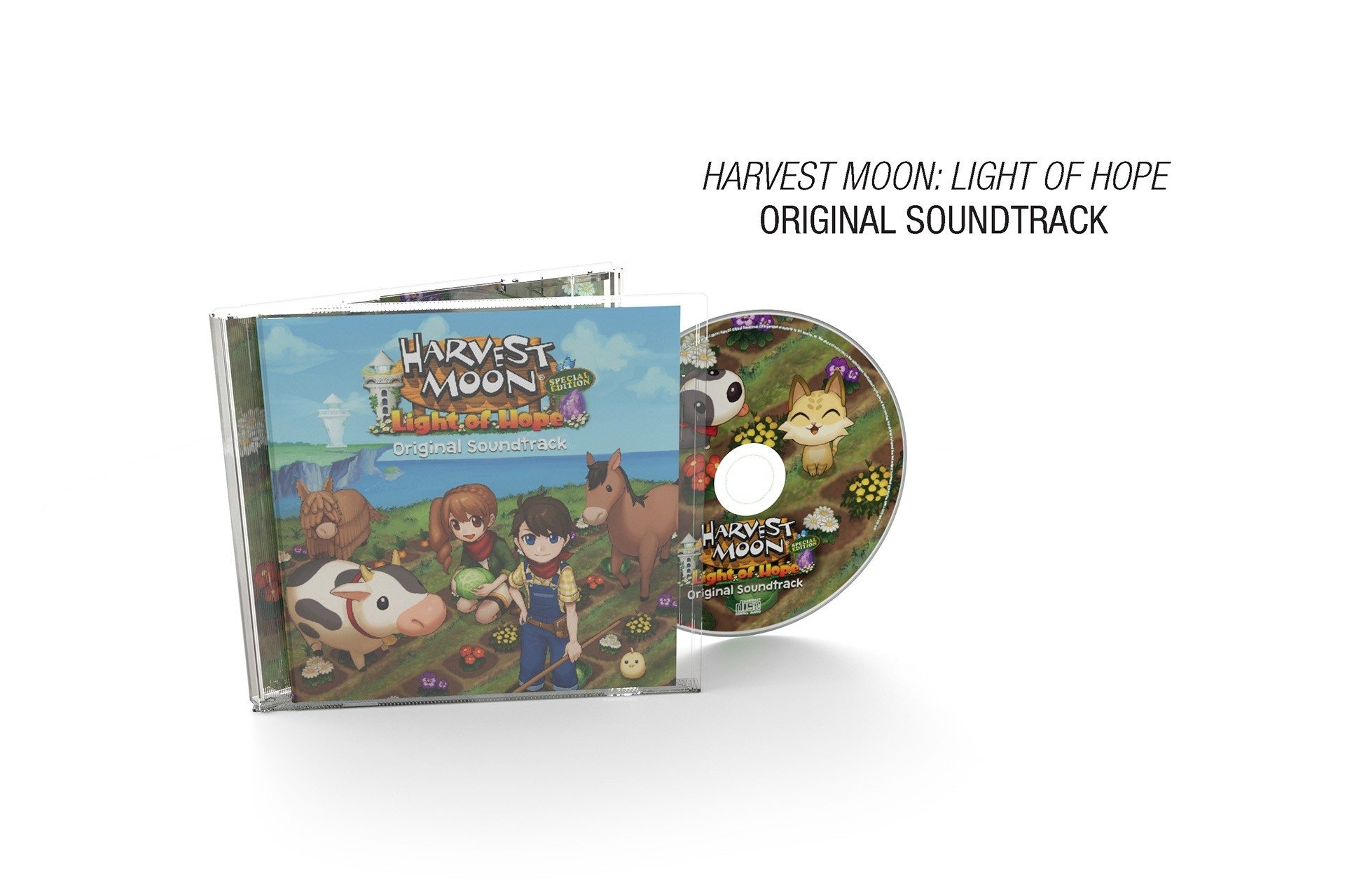 Harvest Moon Limited Edition