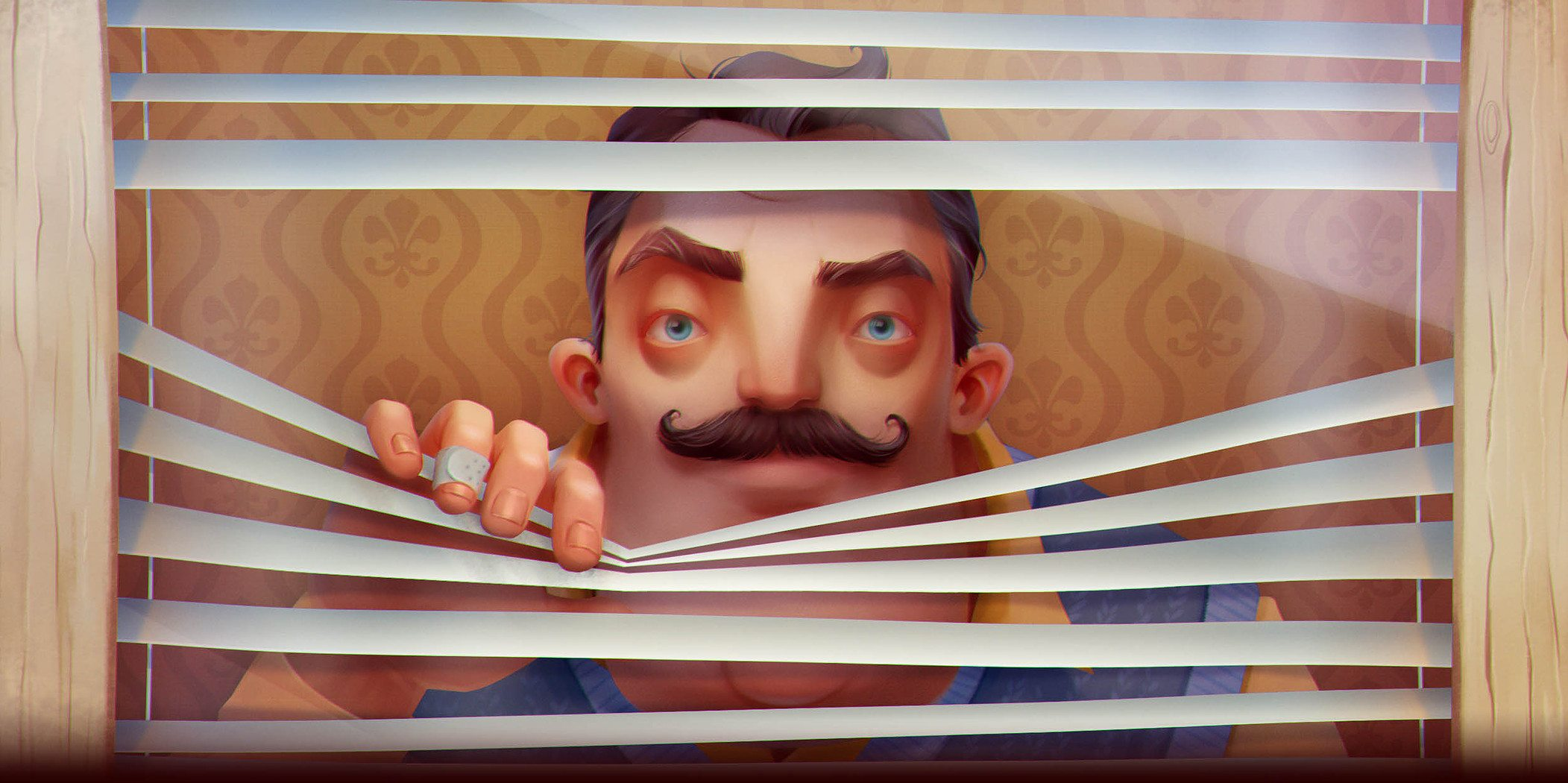 #HelloSwitch Hello Neighbor