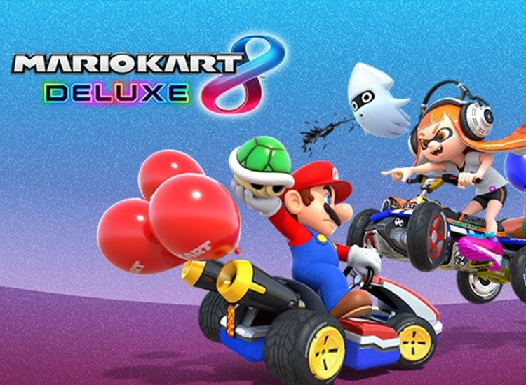 Nintendo has just sent out e-mails to Mario kart players, thanking them for playing the game. Lucky players who have been racing, and ranking up miles in the game have been gifted a free wallpaper from Nintendo