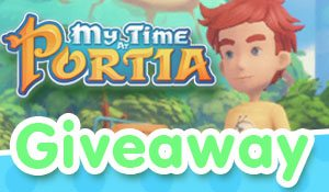 Time at Portia Giveaway
