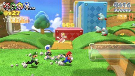 Wii U Ports