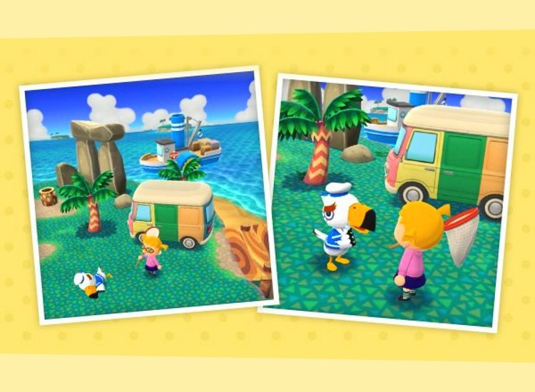 Pocket Camp Gulliver