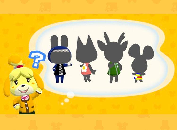 Animal Crossing Pocket Camp Animals