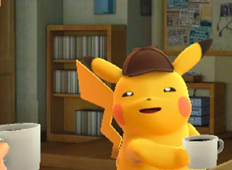 Detective Pikachu Launch Trailer