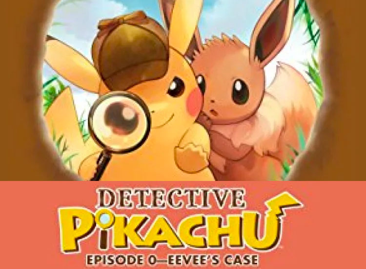 Detective Pikachu E-Book