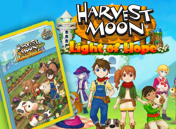 Harvest Moon Light of Hope Collectors Guide - myPotatoGames
