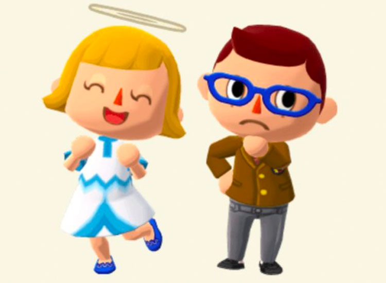 Pocket Camp New Clothes
