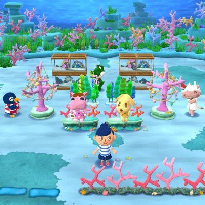 Pocket Camp Fishing Tournament