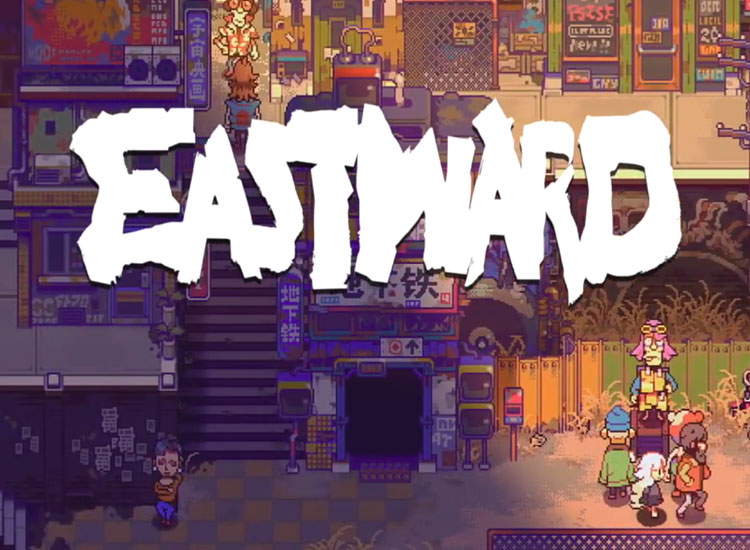 More information about Eastward is revealed in an interview with Red Bull