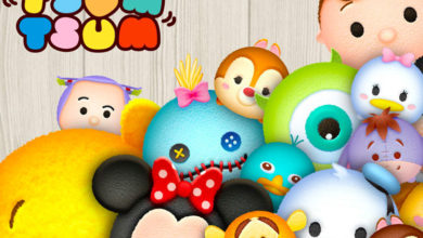 Photo of Disney's Tsum Tsum with Friends Now Available With LINE In Facebook