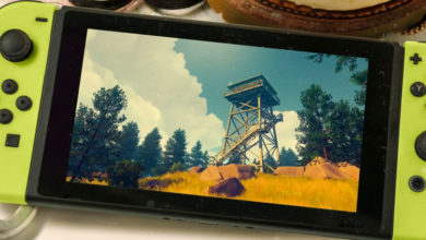 Photo of Firewatch to Be Released on Switch Later This Month