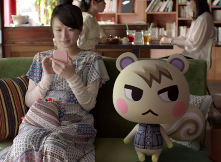 Animal Crossing Pocket Camp Commercials