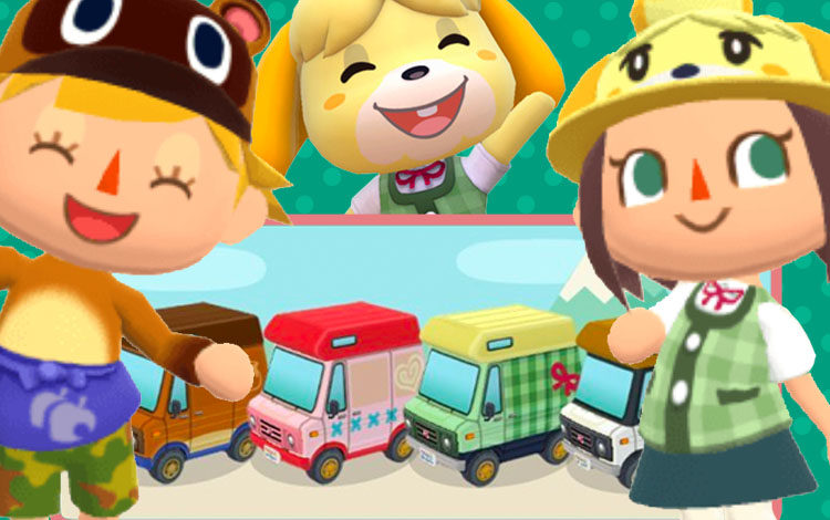 New Animal Crossing Pocket Camp Paint Jobs And Isabelle Gear Mypotatogames