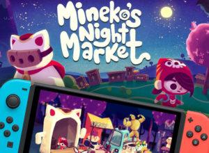 Minekos Night Market Switch