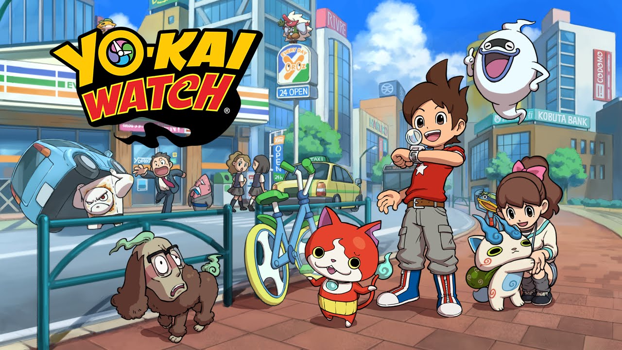 Another new Yo-Kai Watch game announced