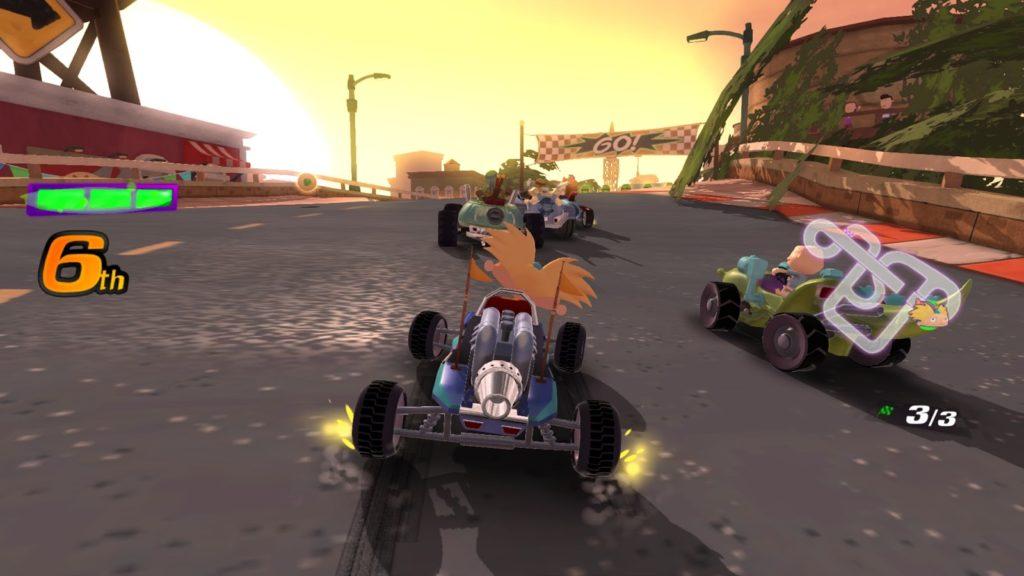 Nickelodeon-Kart-Racers