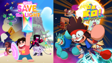 Photo of Cartoon Network Double RPG Bundle Coming To Switch