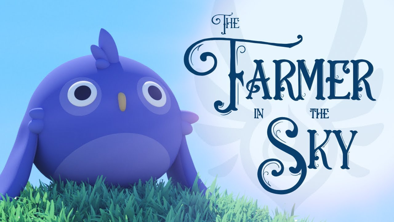 First Episode of Rakuen's Animated Series 'Farmer in the Sky' Now Available