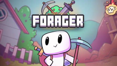 Photo of 2D Open World Game 'Forager' Coming Soon!