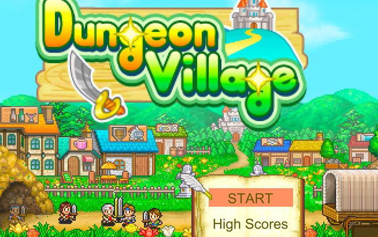 Dungeon Village Switch