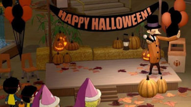 Photo of 5 Not-Too-Scary Games To Play This Halloween