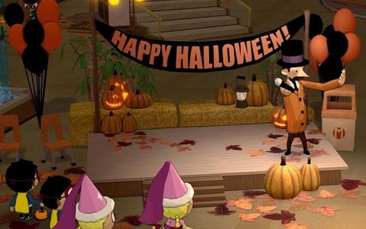 Halloween Video Games