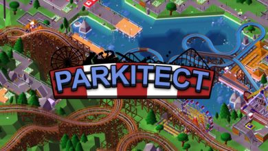 Photo of Theme Park Construction-Management Game Parkitect Now Available on Steam
