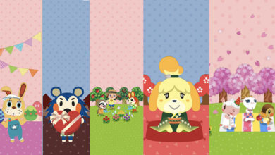 Photo of My Nintendo Rewards Animal Crossing Birthday Calendar