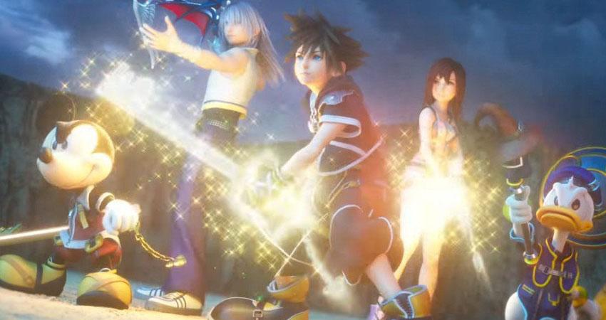 Playstation 4 Kingdom Hearts III