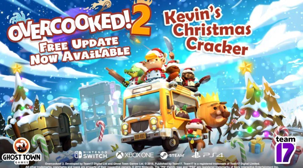 Overcooked 2 christmas