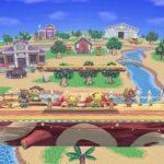 Smash Bros Animal Crossing Stage