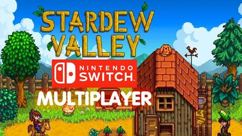 Stardew Valley For Switch Gets A Free Multiplayer Patch Tomorrow!