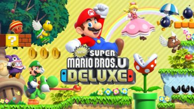 Photo of New Super Mario Bros. U Deluxe – Now Available on Nintendo Switch