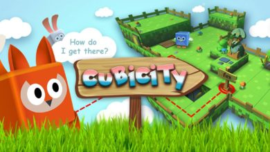 Photo of Cubicity: Slide Puzzle First Look