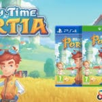 My Time at portia console