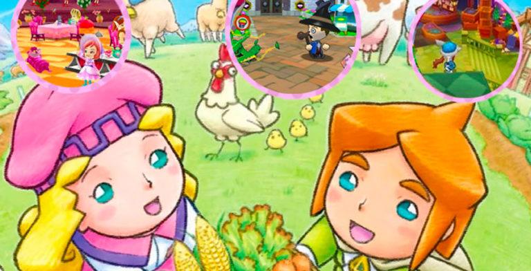 cute nintendo 3ds games