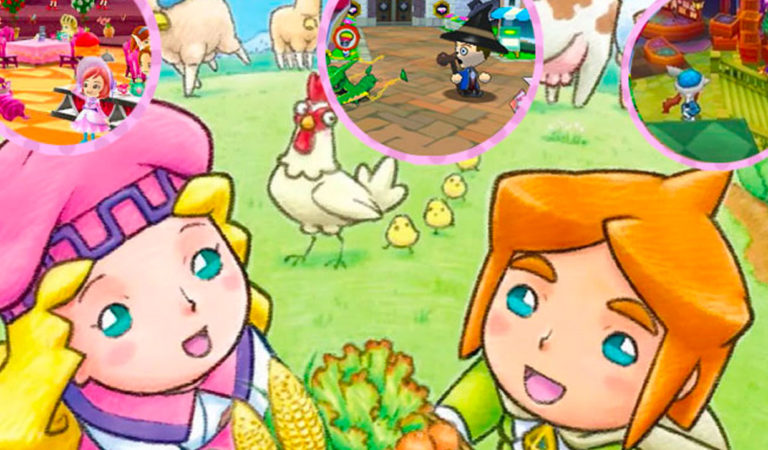 The 15 Best Cute 3DS Games