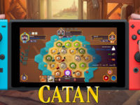 Catan Nintendo Switch