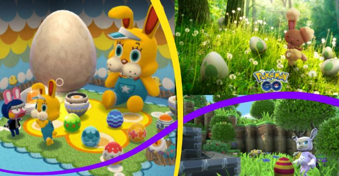 Easter Events in Games for 2019