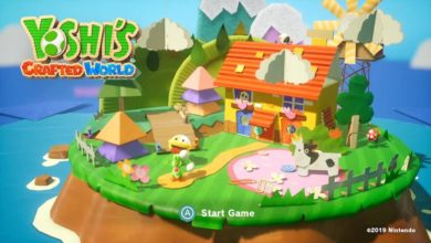 Photo of Yoshi's Crafted World – An Out-of-the-Box Game