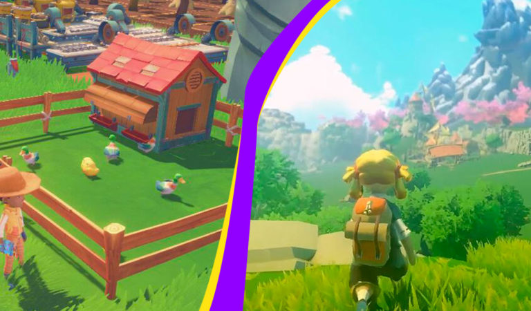 Portia and Yonder Comparison