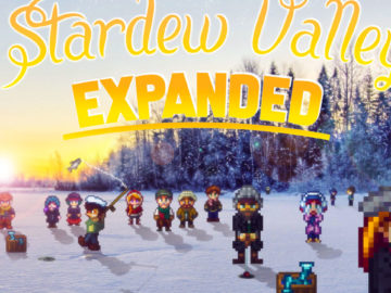 Stardew Valley Expanded