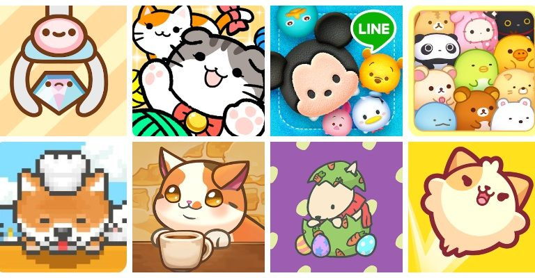 8 Super Cute Games for Mobile