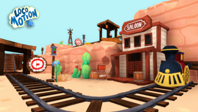 Photo of All Aboard on Steam – Locomotion is Out Today